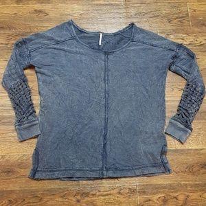 Free People Thermal Sweater